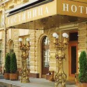 Гостиницы Задонска