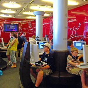 Интернет-кафе Задонска