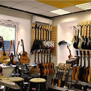 Музыкальные магазины Задонска