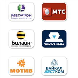 Операторы сотовой связи Задонска