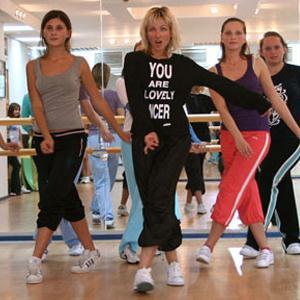 Школы танцев Задонска