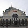 Железнодорожные вокзалы в Задонске