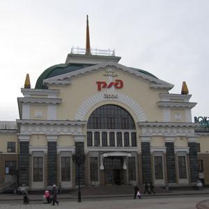Железнодорожные вокзалы Задонска
